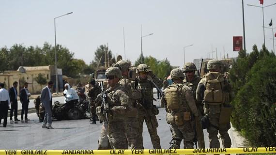 Mỹ giảm quân ở Afghanistan, Iraq xuống mức thấp nhất trong gần 20 năm