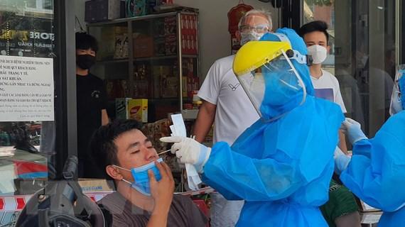 94 ca mắc mới COVID-19, riêng Thành phố Hồ Chí Minh có 57 ca