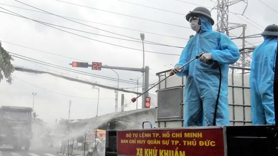 Quyết tâm cao nhất đưa TP Hồ Chí Minh trở lại hoạt động bình thường