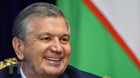 Bầu cử tổng thống Uzbekistan: Ông Shavkat Mirziyoyev tái đắc cử