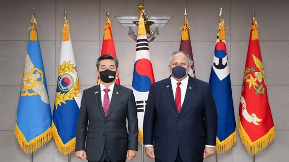Hàn Quốc và Mỹ hội đàm về an ninh Bán đảo Triều Tiên