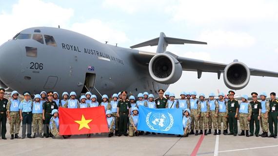 [Photo] Kỷ niệm 42 năm Ngày Việt Nam gia nhập Liên hợp quốc
