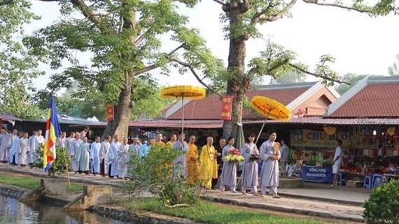 Ngày xuân khai hội chùa Keo - di sản văn hóa phi vật thể quốc gia
