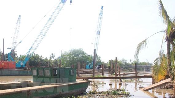 Xây dựng kịch bản ứng phó hạn mặn ở Đồng bằng sông Cửu Long