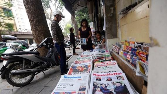 Triển khai đề án sắp xếp báo chí Thành phố Hồ Chí Minh đến năm 2025