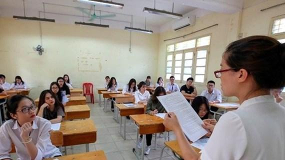Kỳ thi tốt nghiệp Trung học phổ thông năm 2020 sẽ diễn ra từ 9-10/8