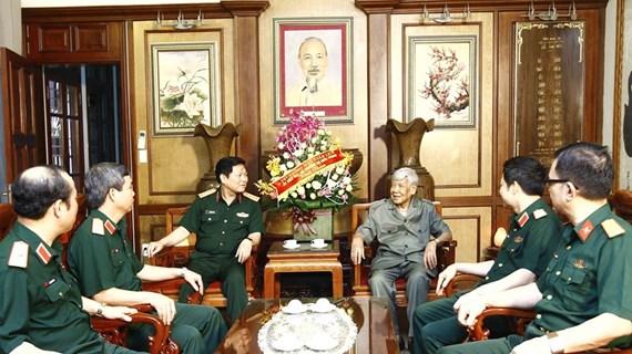 TBT Lê Khả Phiêu - Người củng cố sự lãnh đạo của Đảng trong Quân đội