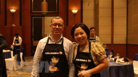 Chuyến du ngoạn đến Colombia qua lớp học ẩm thực trực tuyến