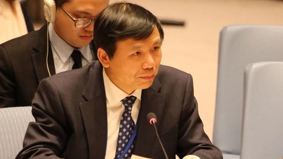 LHQ thông qua Nghị quyết về hợp tác ASEAN-LHQ do Việt Nam đề xuất