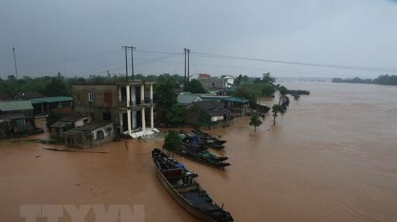 Thủ tướng quyết định hỗ trợ 670 tỷ đồng cho 9 địa phương vùng bão lũ