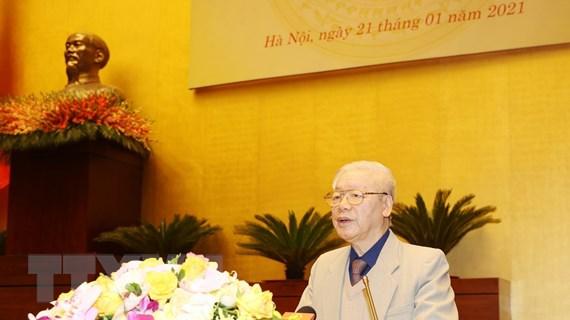 Tổng Bí thư, Chủ tịch nước chỉ đạo Hội nghị triển khai công tác bầu cử