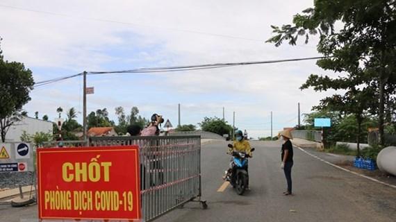 Bộ Y tế công bố cấp độ dịch COVID-19 của 63 tỉnh, thành phố
