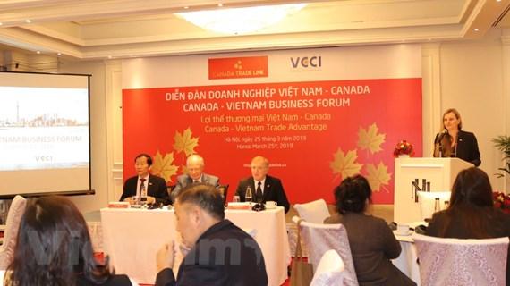 """CPTPP: """"Cánh cửa"""" mở rộng cho các mặt hàng xuất khẩu vào Canada"""
