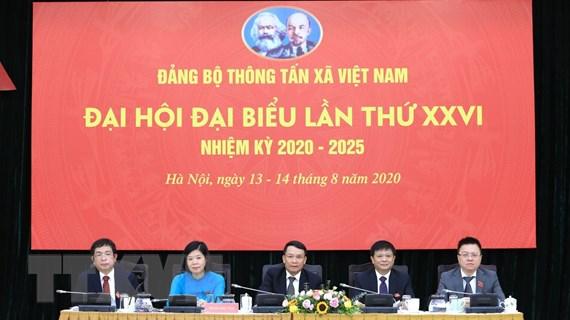 Thông tấn xã Việt Nam giữ vững vị thế thông tin chủ lực của quốc gia