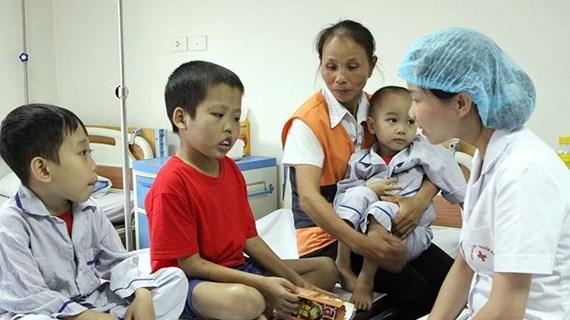 Việt Nam có khoảng 12 triệu nguời mang gen bệnh tan máu bẩm sinh