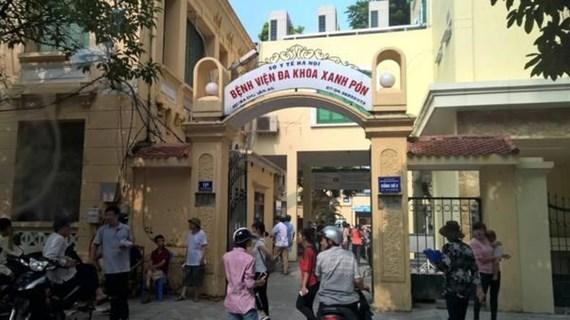 Hà Nội chỉ đạo làm rõ vụ gian lận xét nghiệm ở Bệnh viện Xanh Pôn