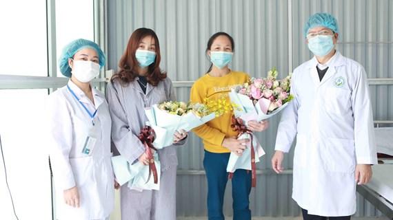 Việt Nam đã điều trị khỏi 14/16 trường hợp mắc bệnh COVID-19