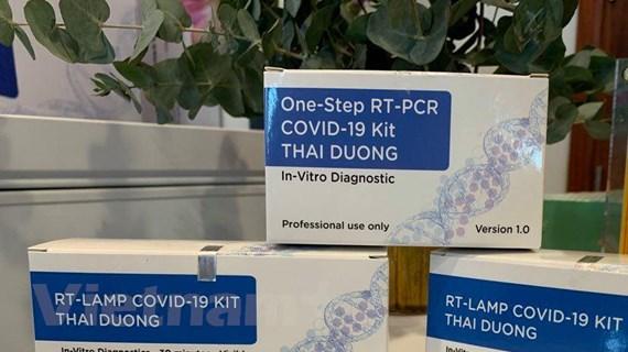 Thêm 2 bộ Kit test COVID-19 của Việt Nam được lưu hành ở châu Âu