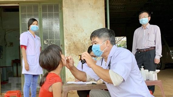 Kon Tum ghi nhận 23 trường hợp dương tính với vi khuẩn bạch hầu