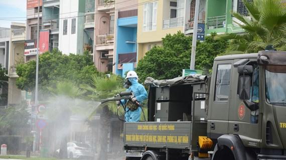 """Phòng chống COVID-19 ở mức cao nhất: """"Chia lửa"""" cùng Đà Nẵng"""