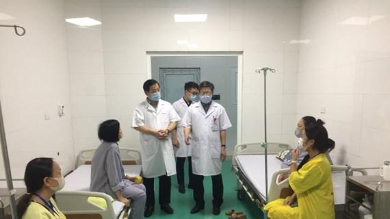 Kiểm tra mức độ an toàn tại các bệnh viện chuyên khoa ở Hà Nội