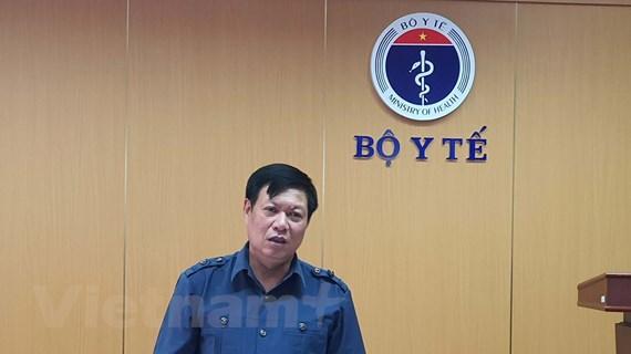 Bộ Y tế nói về việc BN1342 vi phạm trong cách ly chống dịch COVID-19