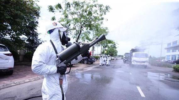 """Ngày 10/5: """"Kỷ lục"""" buồn về diễn biến dịch COVID-19 tại Việt Nam"""