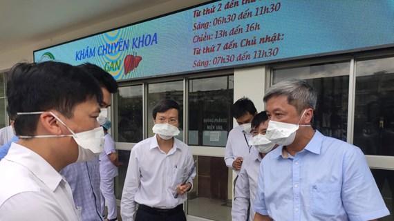 Thành lập Bộ phận thường trực đặc biệt của Bộ Y tế tại TP.HCM