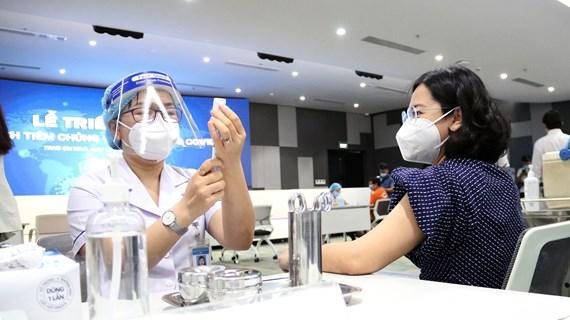 Bộ Y tế hỏa tốc yêu cầu đẩy nhanh tiến độ tiêm vaccine phòng COVID-19
