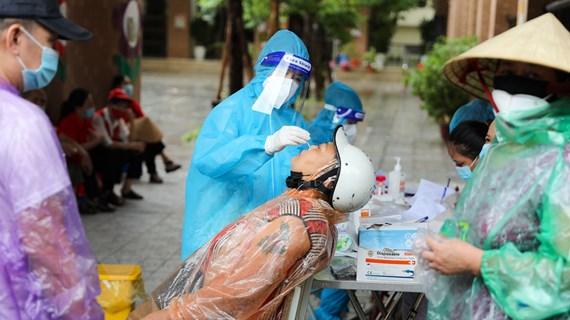 Sáng 21/9: Hà Nội thêm ca mắc COVID-19 ở quận Long Biên