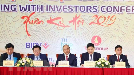 Hội nghị gặp mặt các nhà đầu tư Xuân Kỷ Hợi 2019 tại Nghệ An