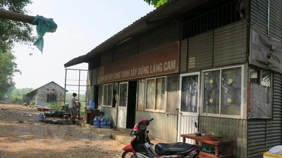 Dang dở giấc mơ Làng Cam: ''Trùm mền'' sau 4 năm khởi công