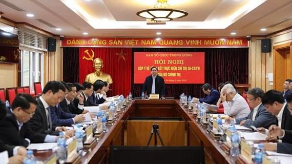 Hội nghị góp ý về tổng kết thực hiện Chỉ thị 36 của Bộ Chính trị