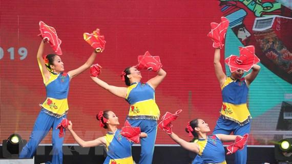 Cơ hội trải nghiệm văn hóa đặc trưng của Singapore tại Hà Nội