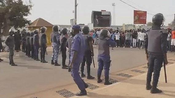 Guinea-Bissau tê liệt toàn bộ dịch vụ dân sự và hành chính công