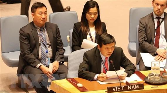 Tham gia công việc chung của quốc tế, nâng cao vị thế của Việt Nam