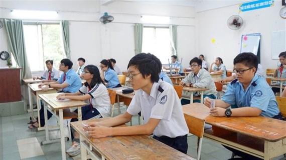 TP.HCM: Các trường phải thực hiện quy định về khung mức các khoản thu