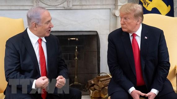 Hệ quả trò chơi chính trị của Tổng thống Mỹ và Thủ tướng Israel