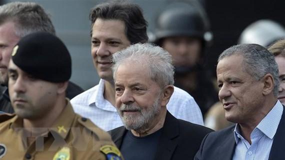 Tổng thống Brazil khẳng định ông Lula da Silva có tội