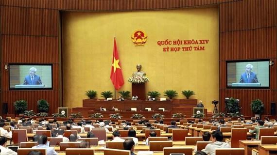 Tuần làm việc thứ 5: Quốc hội tập trung công tác xây dựng pháp luật