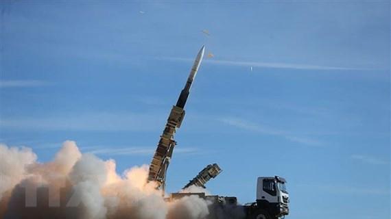 Mỹ đánh giá Iran sở hữu ''kho vũ khí tên lửa lớn nhất Trung Đông''