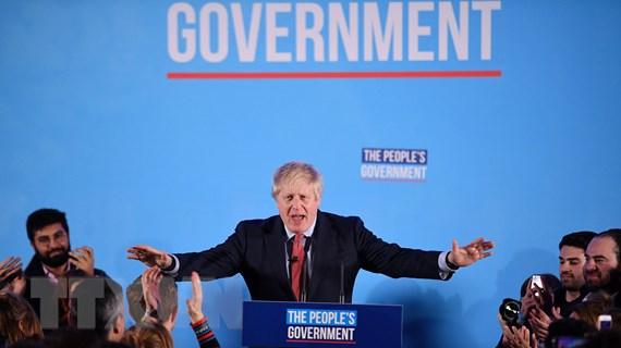 Hậu Bầu cử Anh: London thoát khỏi mê cung, Brexit thẳng tiến