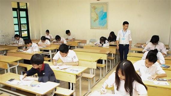 Hà Nội vẫn chưa chốt lịch thi tuyển sinh vào lớp 10 năm học 2020-2021