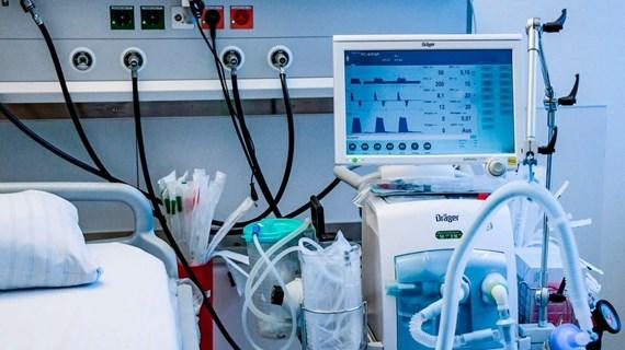 Đẩy mạnh nghiên cứu và sản xuất máy thở trong nước