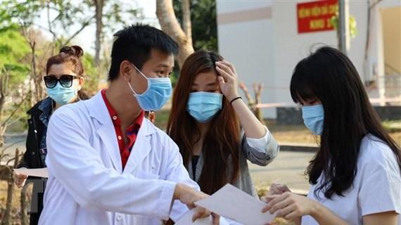 Tiếp tục có thêm 5 bệnh nhân COVID-19 được công bố khỏi bệnh