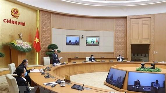 Nghị quyết Phiên họp Chính phủ thường kỳ tháng 3 năm 2020