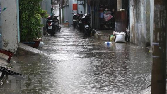 Mưa rất to ở vùng núi phía Bắc, Hà Nội có khả năng xảy ra mưa đá