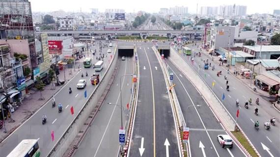 TP Hồ Chí Minh khánh thành toàn bộ dự án nút giao thông An Sương