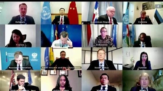 Việt Nam nhấn mạnh tăng cường hợp tác quốc tế chống khủng bố