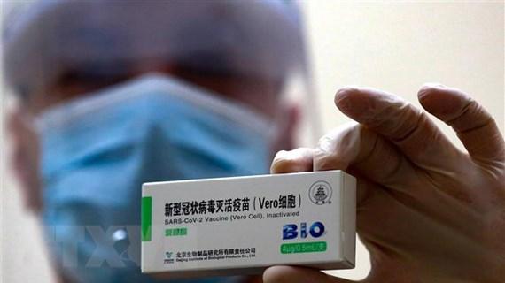 Pakistan cấp phép sử dụng khẩn cấp vắcxin COVID-19 của Sinopharm
